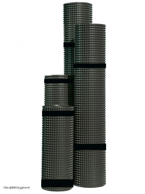 Grunnmurspl Ventidrain 3,0 m